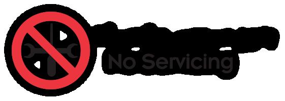 بدون نیاز به سرویس