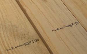 نمونه چاپ بر روی چوب